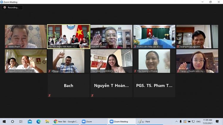 Vietnam-Canada Friendship Association Reviews 2021 So Far