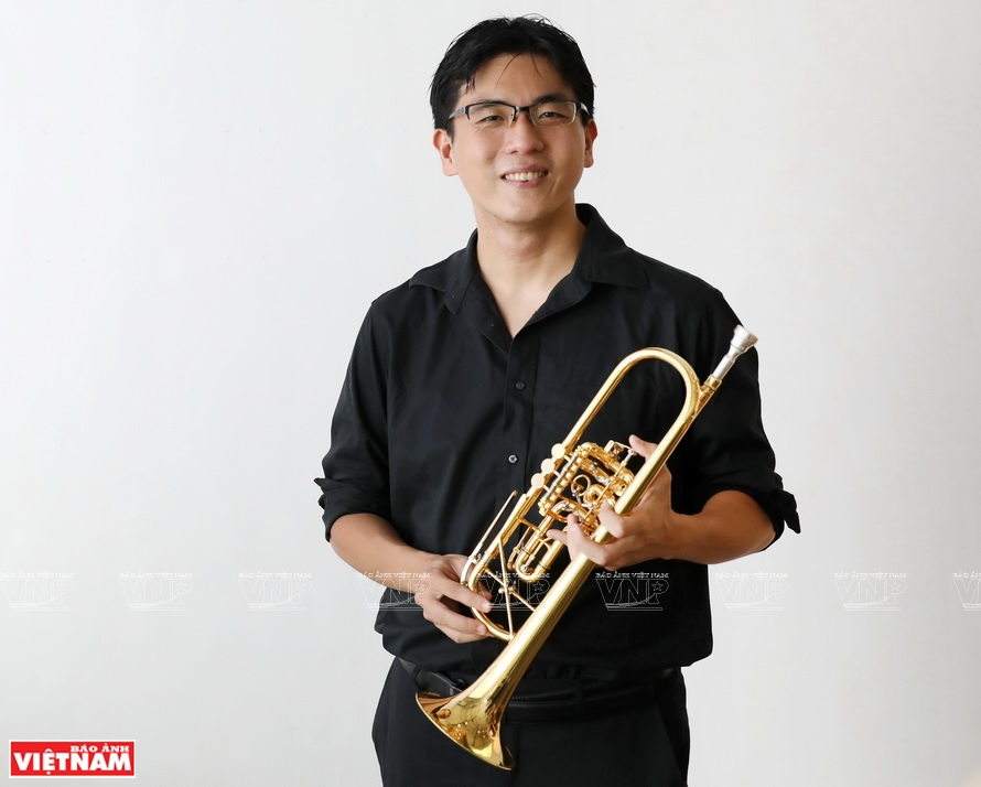 Concert Series: Blowing the Horn in Hanoi
