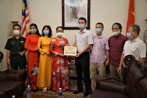 Oversea Vietnamese in Malaysia, Slovakia Support Covid-19 Vaccine Fund