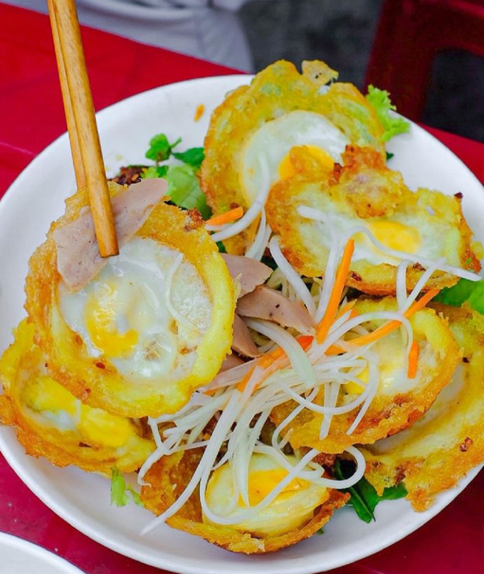 Traditional Vietnamese Food with a Twist