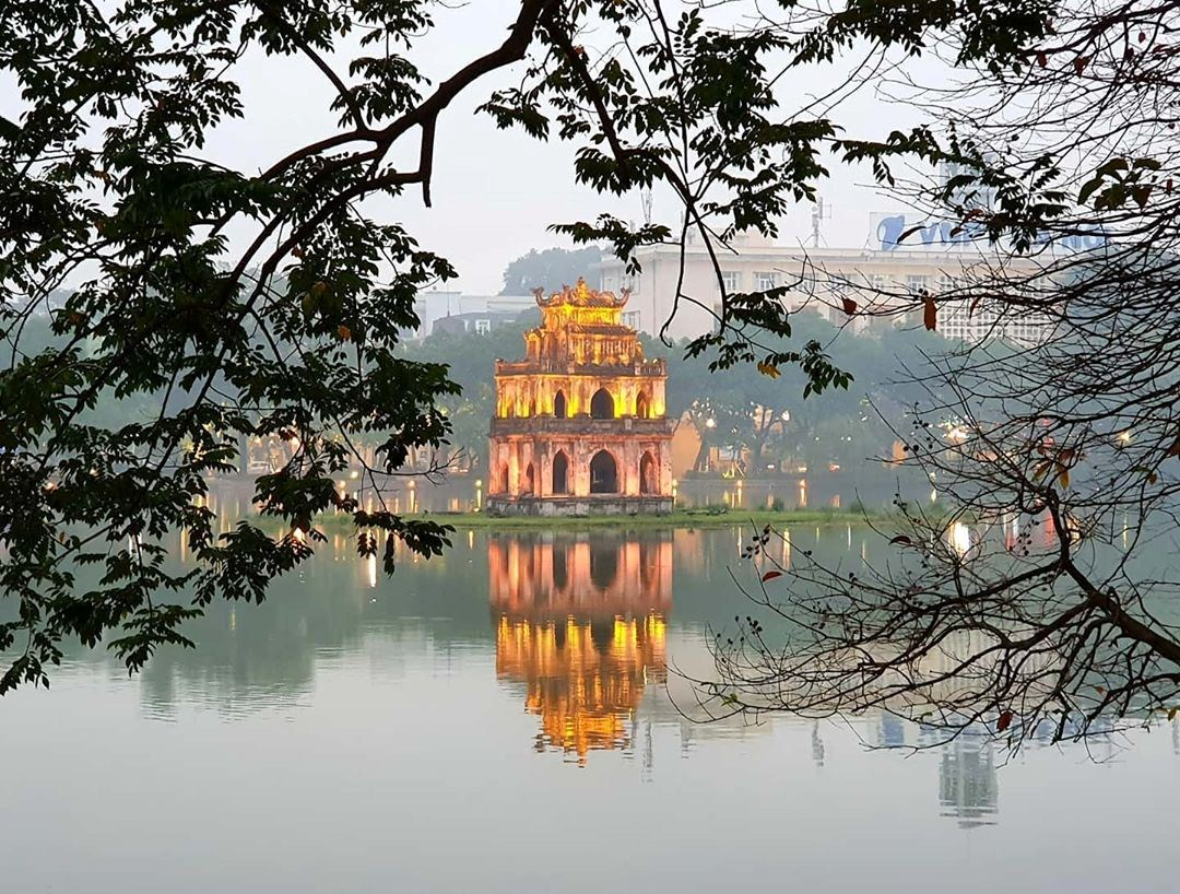 Stuck Inside? Take a Virtual Walk in Hanoi