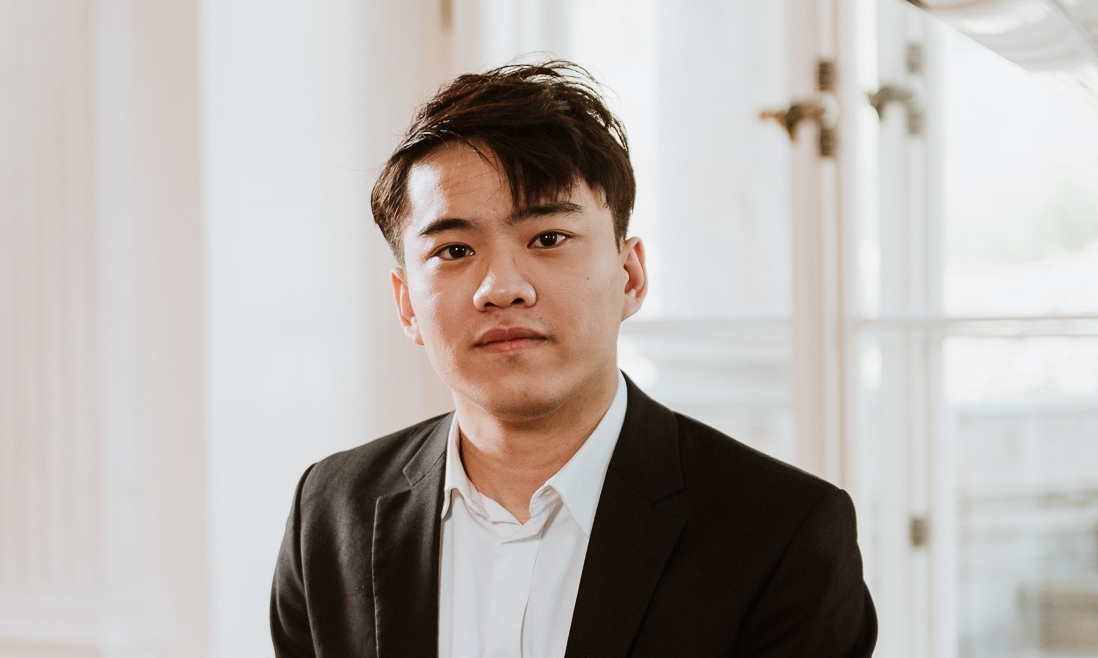 Nguyen Viet Trung is the second Vietnamese to compete at the International Chopin Piano Competition. Photo: Nguyen Viet Trung