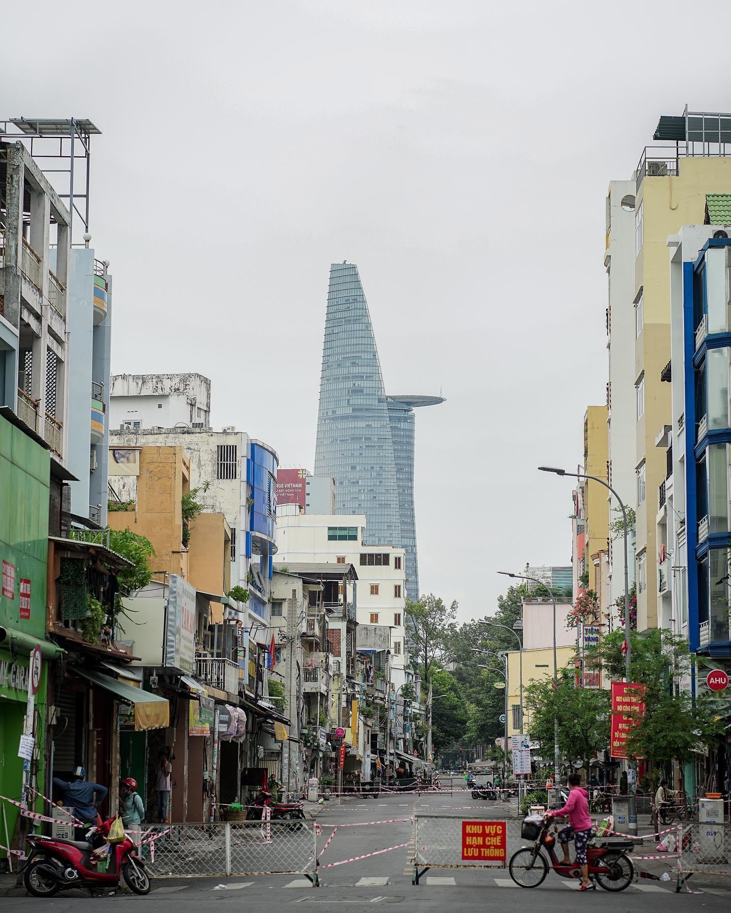 In Photos: Covid Cuties Cheer Up Lockdown Saigon