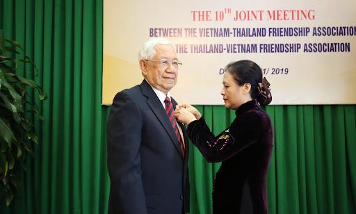 Vietnam - Thailand Friendship: Strong Development in Future
