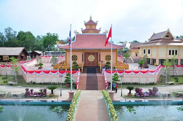 Tourists Spots Highlighting the Vietnam-Thailand Special Relationship