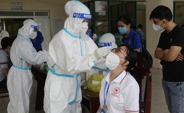 Vietnam News Today (August 10): Hanoi to Conduct Covid Testing for 300,000 Residents in High-risk Areas