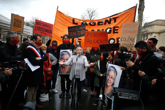 """Tran To Nga: """"As Long as I Live, I will Continue to Demand Justice for Agent Orange Victims"""""""