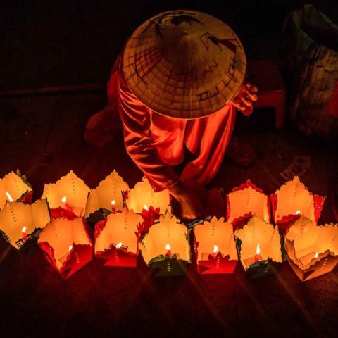 Vu Lan Festival of Vietnamese people - 7th Lunar Month