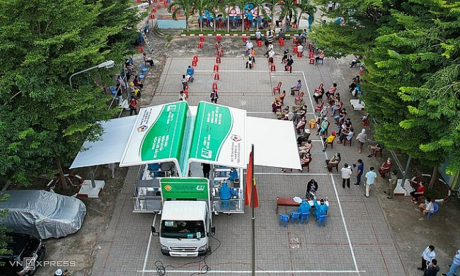 Vietnam News Today (August 23): Home Vaccinations for HCM City Residents in High-risk Areas