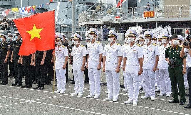 Vietnam Determined to Win at Army Games 2021