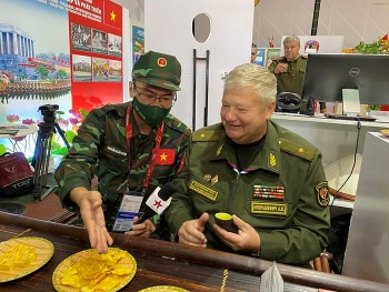 Vietnam's Pavilion at Army Games 2021 Attracts 1,000 International Visitors