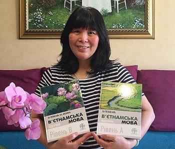 First Bilingual Books Featuring Vietnamese Released in Ukraine