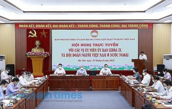 Overseas Vietnamese Contribute in Fight Against Covid-19