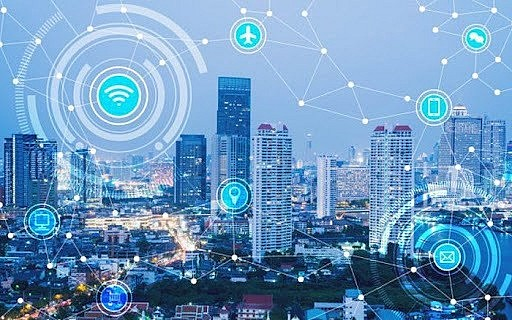 Vietnam will promote cooperation with partners in the ASEAN Smart Cities Network (ASCN) while working with relevant agencies and localities to increase development chances, especially technological application in the Covid-19 fight. Photo: WVR
