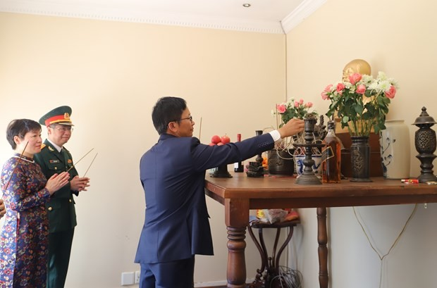 Vietnamese Community in South Africa Pay Tributes to President Ho Chi Minh on National Day