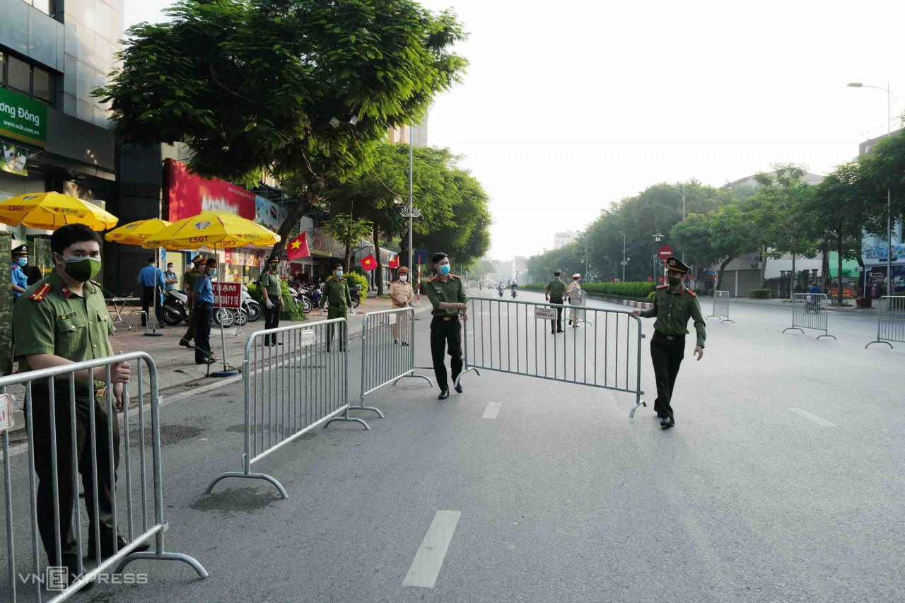 Vietnam News Today (September 5): Hanoi Deploys New Covid-19 Checkpoints in High-risk Areas