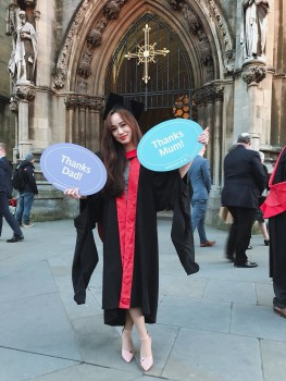 Vietnamese Beauty Now Youngest Lecturer at University of West England