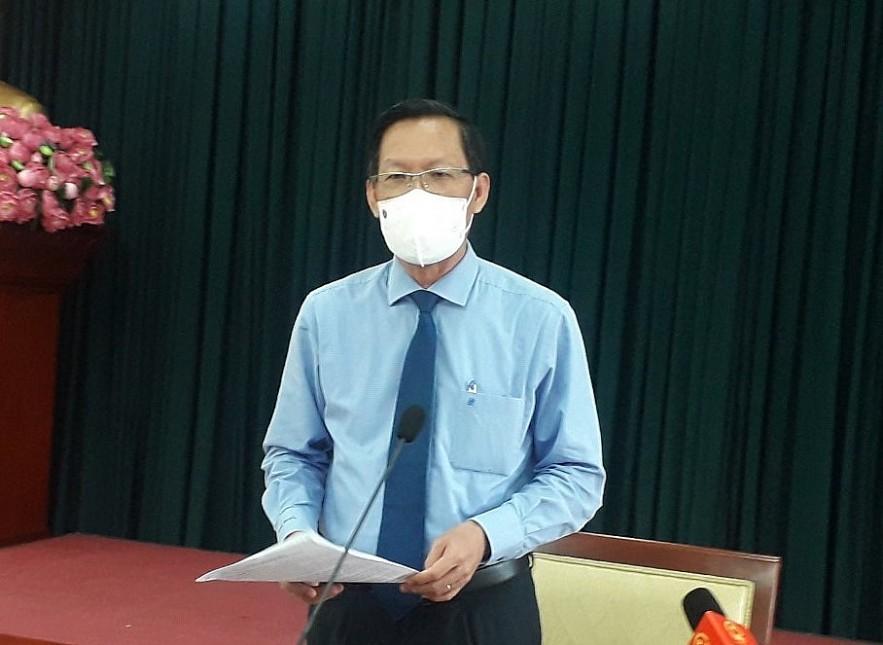 HCM City Chairman Phan Van Mai. Photo: VNN