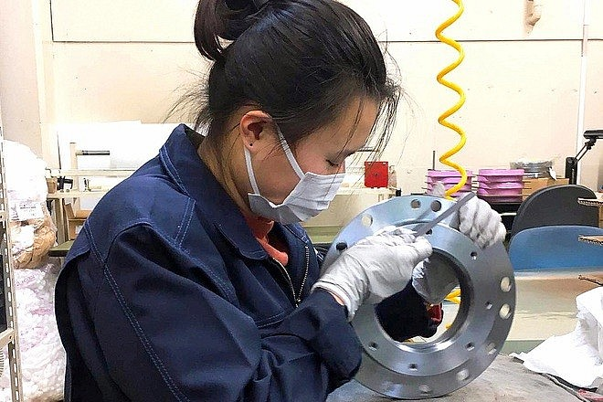 Overseas Vietnamese Workers Remain Resilient Amid Covid-19