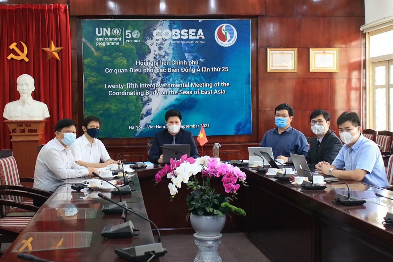 Vietnam Hosts IGM25 Important Discussion about Cleaning Up the Oceans