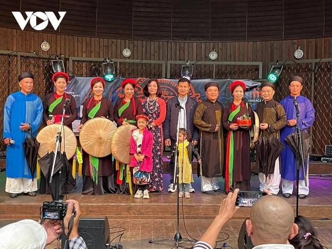Vietnam's Culture Showcased at Colorful Planet Festival in Czech Republic