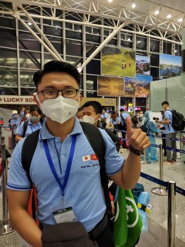200 Vietnamese Nurses and Caregivers Begin Lifesaving Work in Japan