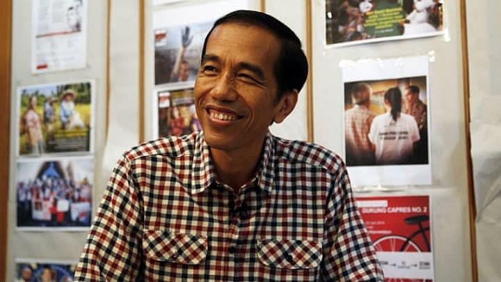 "Incumbent Indonesian President Joko ""Jokowi"" Widodo. Photo by: REUTERS / Darren Whiteside"