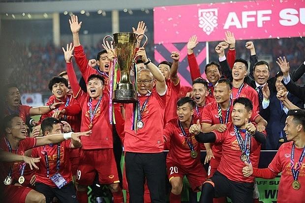 Vietnam to compete in AFF Suzuki Cup's in Group B. Photo: VNA