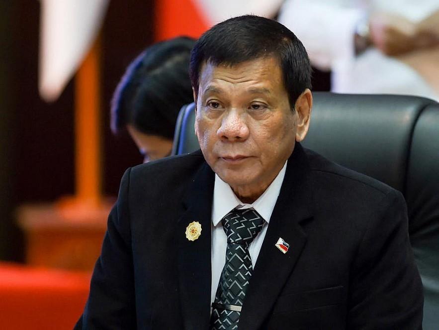Philippines president Rodrigo Duterte. Photo: independent.co.uk