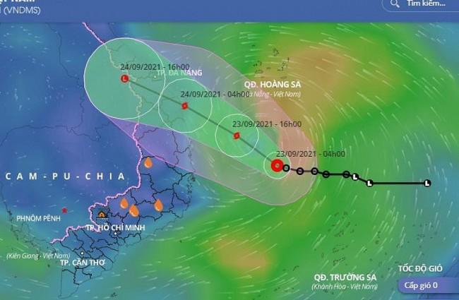Vietnam News Today (September 24): Tropical Depression Turns into Storm Dianmu