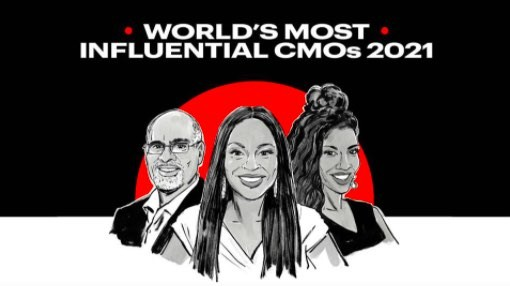 World's Most Influential CMOs 2021 by Forbes