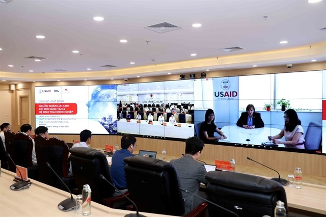 US Funds to Promote IT Workforce Development in Vietnam