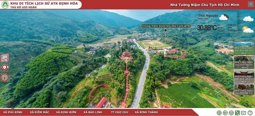 Online Tourism - an Inevitable Trend in Vietnam Amid Covid-19