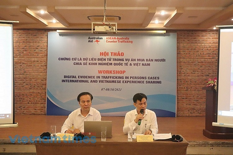 Workshop Held on Digital Evidence in Human Trafficking