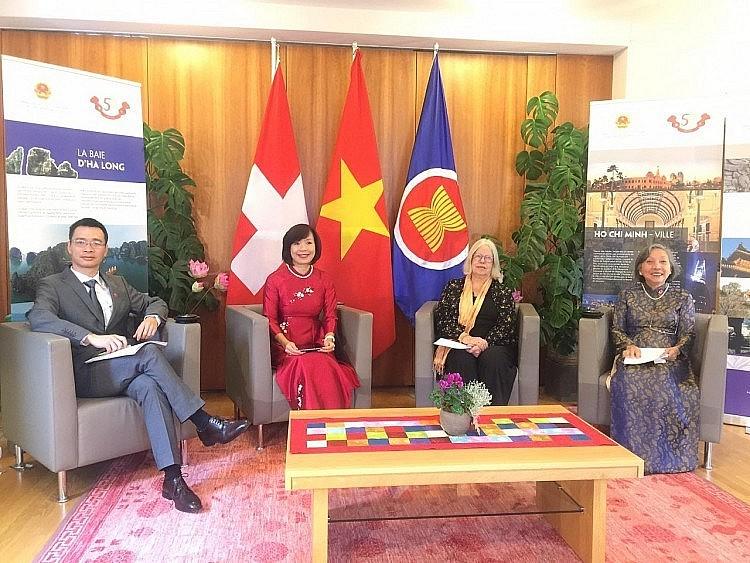 Vietnam Day in Switzerland 2021 Strengthens Bilateral Relations