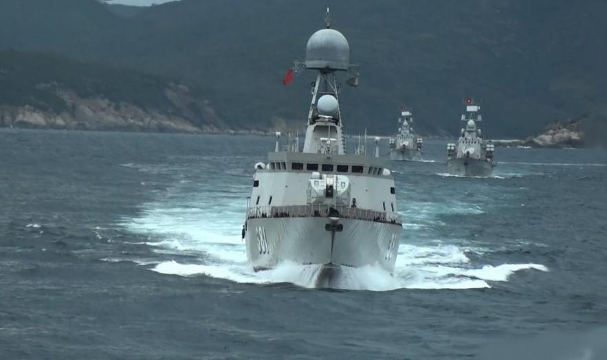 Ship 381 - First Modern Battleship Designed by Vietnam