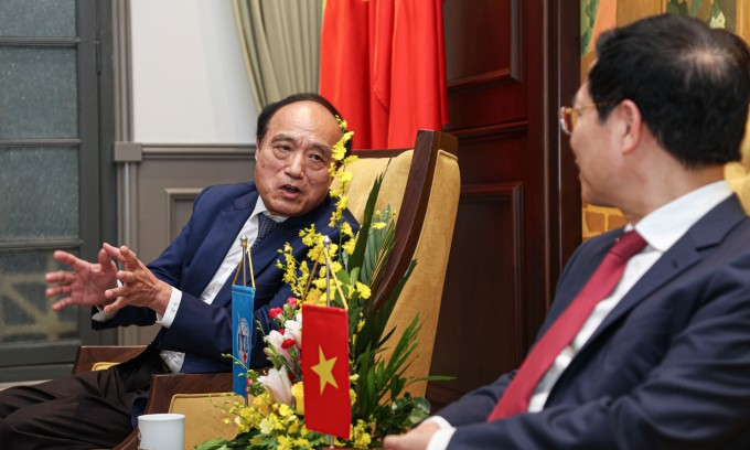 ITU Secretary General: 'I Want Other Countries to Learn From Vietnam'