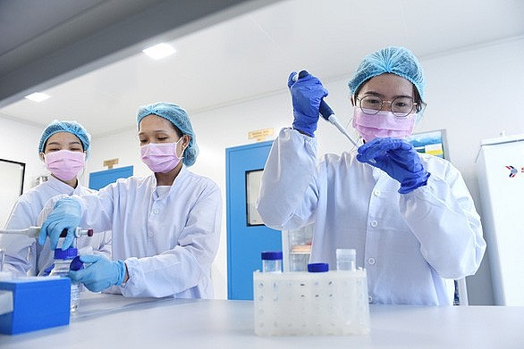 Vietnam News Today (October 17): National Program for Development of Domestic Vaccines Adopted