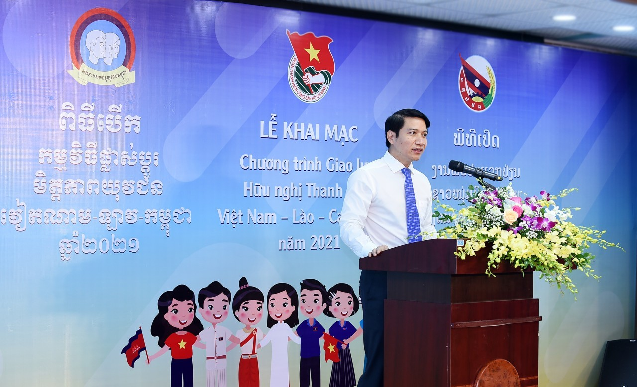 Vietnamese, Lao, Cambodian Youth Share Initiatives on Covid-19