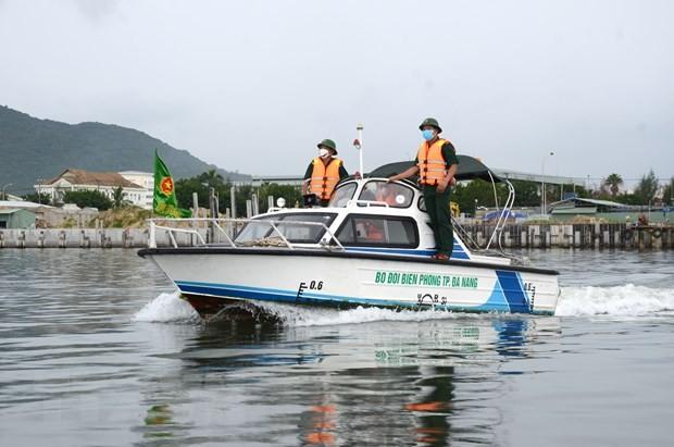 Vietnam's Border Patrol, Fishermen Team Up on the High Seas