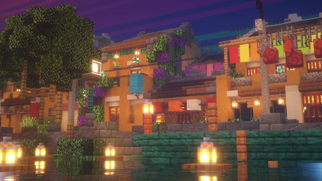 Vietnamese Gamers Portray Hoi An, Ho Chi Minh City in Minecraft
