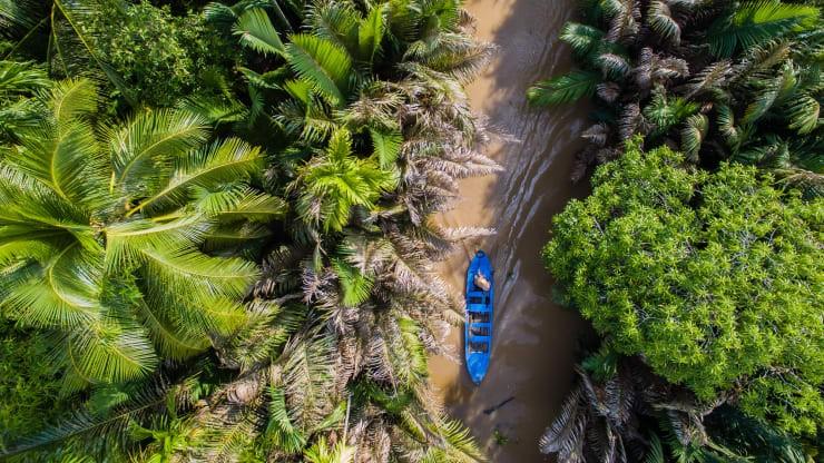 travel trend 2020 cruising the mekong river