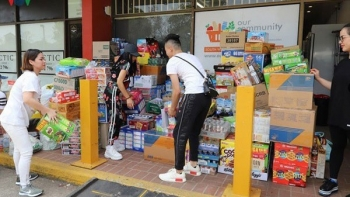 Vietnamese community support wildfire victims in Australia