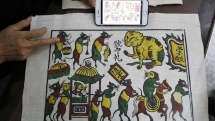 rats weddings galore as vietnamese woodcut artist prepares for tet