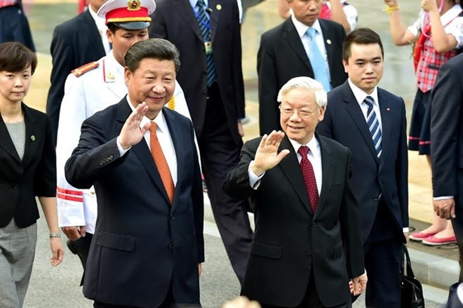 chinese media affirms bright prospect in vietnam china relations