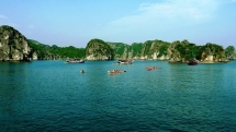 lan ha in northern vietnam in global list of most beautiful bays
