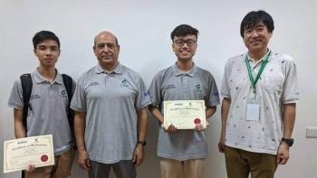 Vietnamese students create