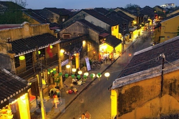 attractiveness of hoi an ancient streets where time pauses