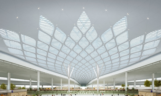 Vietnam begins construction on Long Thanh airport