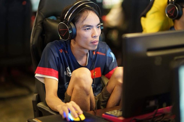 Legend of Vietnam Dota 2 died at the age of 33